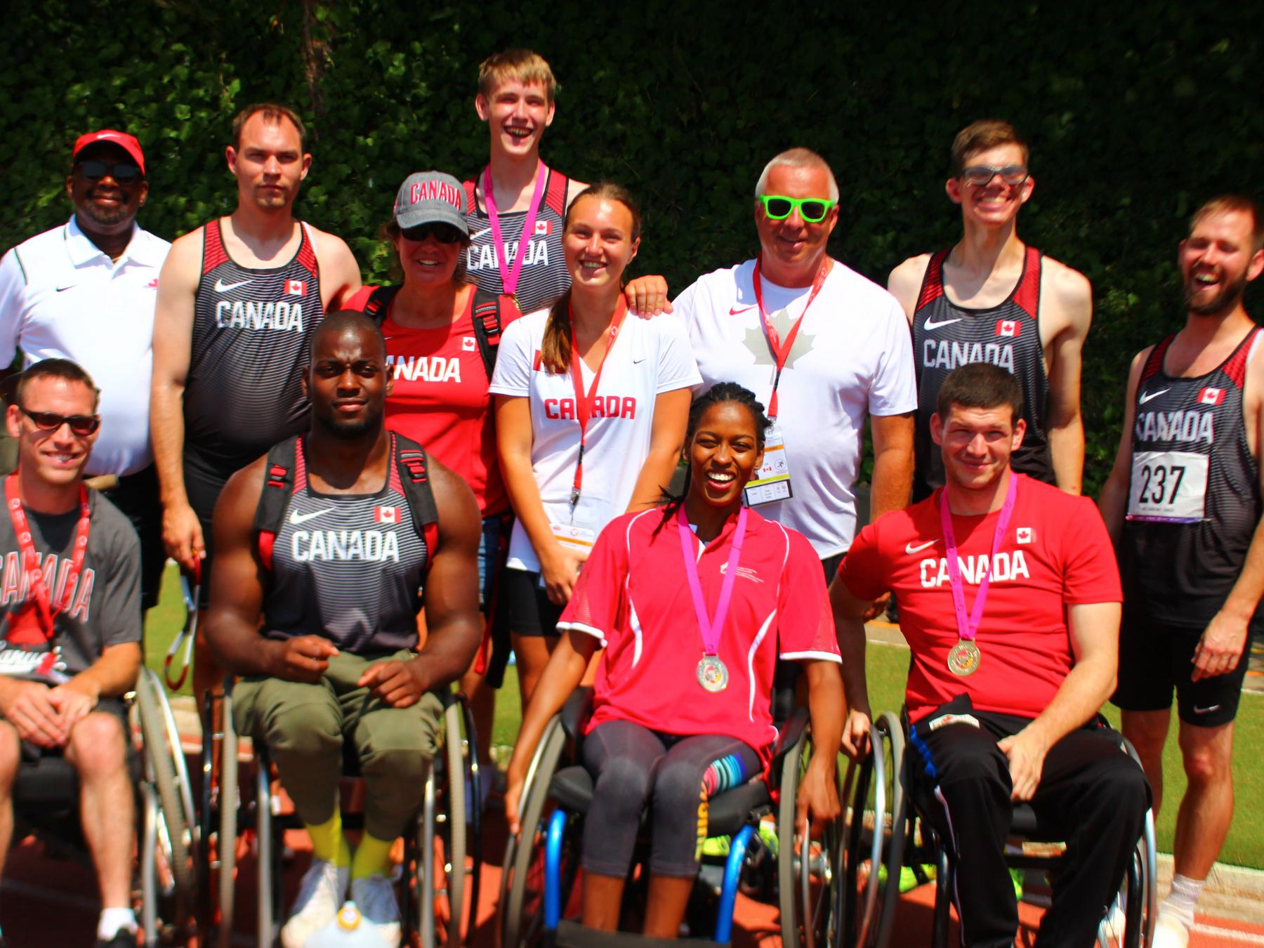 Team Canada   Équipe Canada